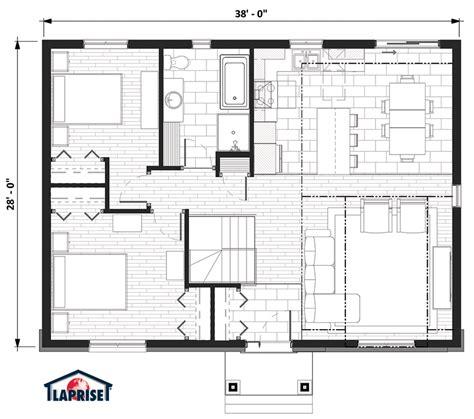 wyndham la maison floor plans ch 234 tre bordure de lac chalet lap0376 maison laprise maisons pr 233 usin 233 es