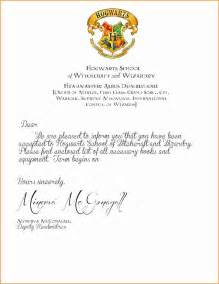 Harry Potter Acceptance Letter Template Harry Potter Hogwarts Letter Printable Www Pixshark Images Galleries With A Bite