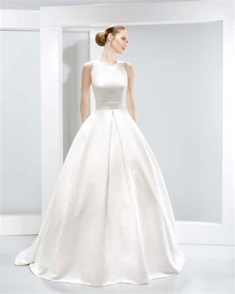 imagenes de vestidos de novia sencillos y bonitos 50 fotos con los vestidos de novia sencillos m 225 s bonitos