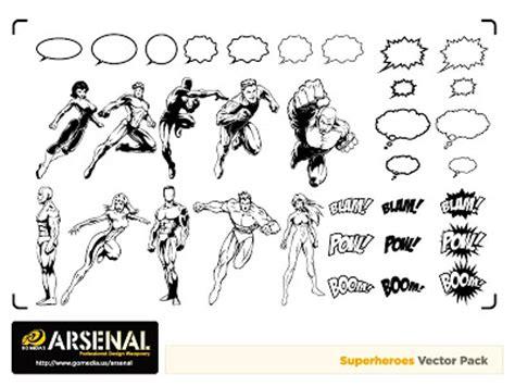 imagenes superheroes vectores el rincon del teacher superheroes y esqueletos vectorizados