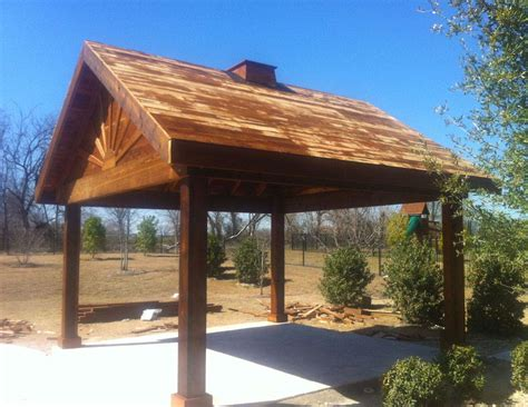 Freestanding Gable to Gable Patio Cover in Fairview Texas