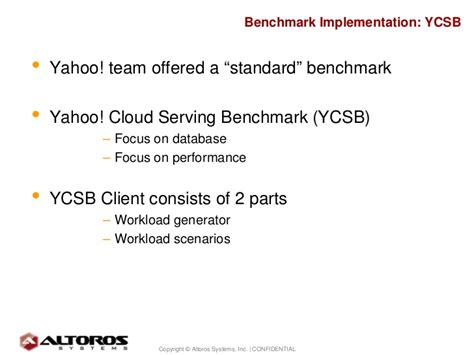 couch to 25k app couchbase performance benchmarking 2012