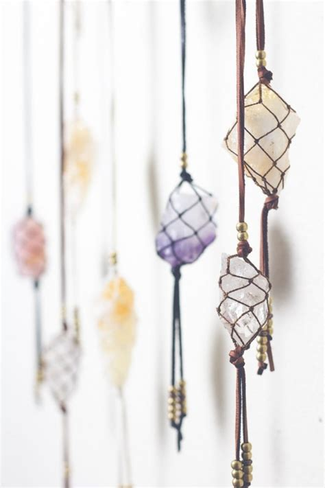 crystal home decor a unique way to decorate your home 13 creative diy home decor ideas with pebbles and river rocks