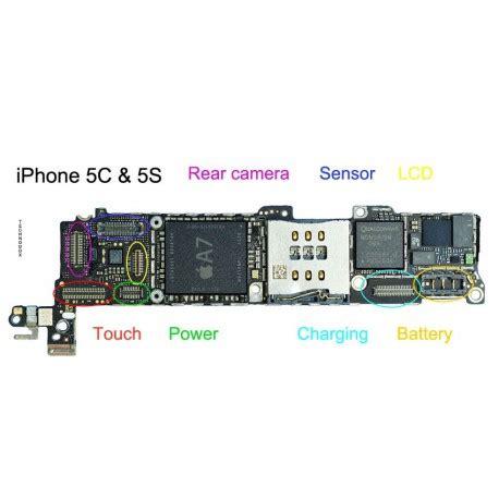 fpc connector repair iphone  itechfixit