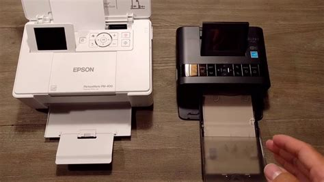 Printer Epson Vs Canon epson pm 400 vs canon cp1200 compact photo printer