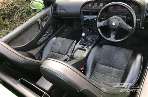 how it works cars 1990 lotus elan interior lighting 1990 lotus elan se turbo pistachio green extensive service history jgmsports