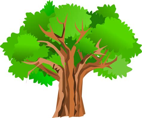 tree clipart tree by gurica