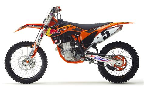 Factory Ktm Ktm Shows The 2013 450 Sx F Factory Edition Autoevolution
