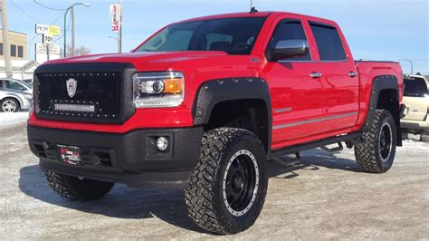 lifted gmc 2002 gmc sierra 1500 lifted wallpaper 1280x720 34667