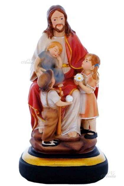 Patung Keluarga Yesus keluarga kudus patung natal avila