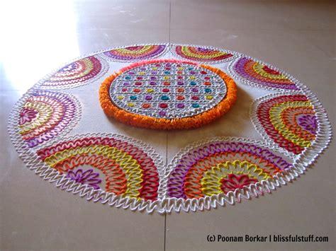 beautiful and unique multicolored rangoli design diwali creative and unique multicolored rangoli innovative