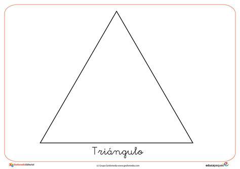 figuras geometricas y sus partes formas y figuras geom 233 tricas el tri 225 ngulo
