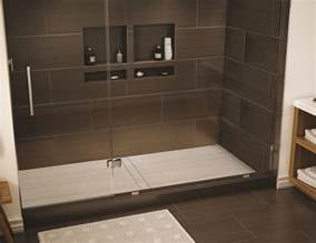 tile redi s redi mega shower pan wins big commercial