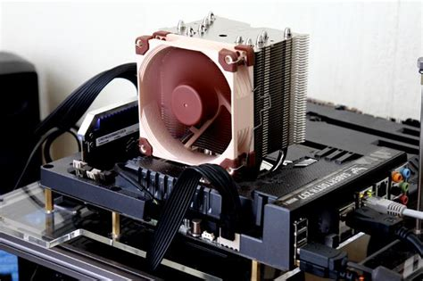 Ready Cpu Cooler Pc Cooler Oc X5 noctua nh d9l and nh u9s cpu cooler review product installation