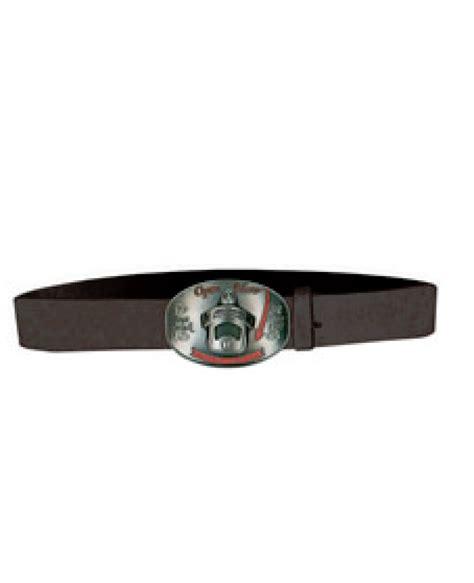 Belt Bottle Opener by Bottle Opener Belt Buckle And Leather Belt