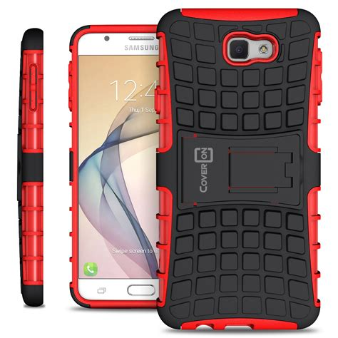 Samsung J7 2016 Spider Slim Armor Kickstand Rugge T1310 for samsung galaxy on7 2016 only on nxt j7 prime