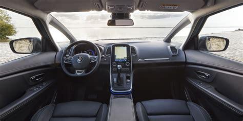 renault grand scenic 2017 interior 2017 renault scenic review dimensions autosdrive info