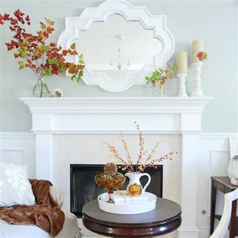 Thanksgiving Mantel Decorating Ideas by 45 Great Thanksgiving Mantel Decorating Ideas Shelterness
