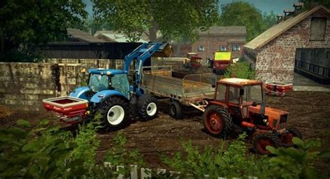 Small Style Ls by Bartkowice Map Fs15 Mod