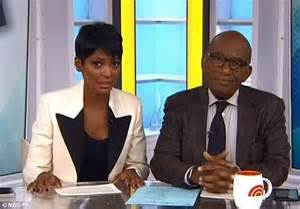 what does tamron hall use on her face billy bush is busy making america great again according