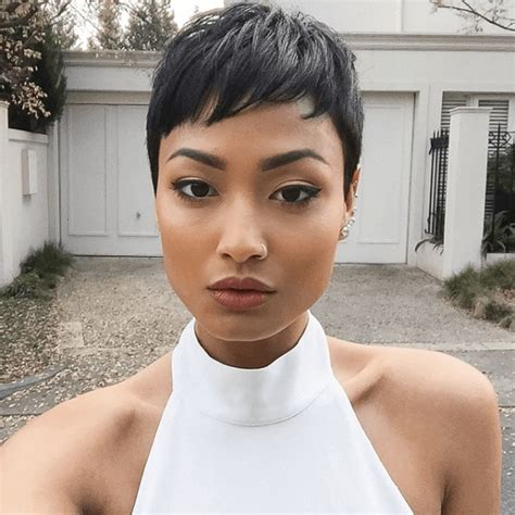 short hairstyles on instagram 6 of the latest short hairstyles we love from instagram