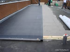 leaking felt roof a asphalt roof 171 epdm rubber
