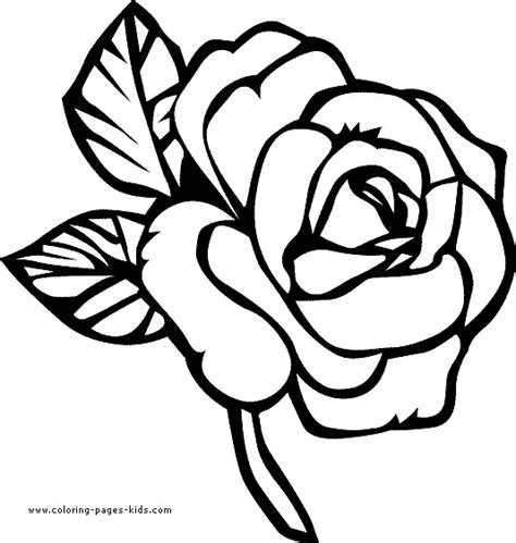 coloring page flowers free cute printable flower coloring pages world of printable