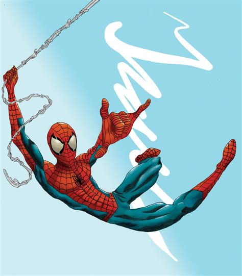 spider man swinging spider man by frelsaren on deviantart