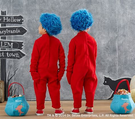 Dr Seuss Thing 1 And Thing 2 Baby Shower by Toddler Dr Seuss S Thing 1 And Thing 2 Costume Pottery