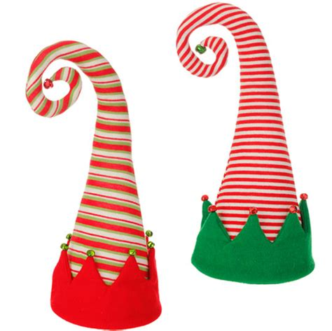 elf hat christmas decoration by raz imports