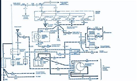 1988 ford f150 wiring diagram wiring and schematic