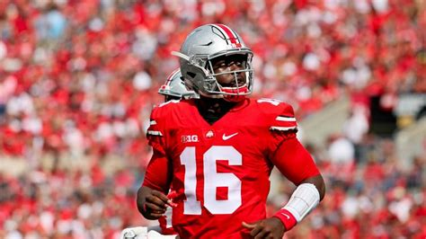 ohio state colors ohio state wants to trademark colors big ten gets into e
