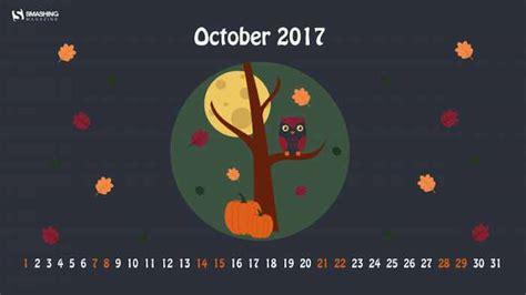 imagenes octubre mes de las brujas 25 fondos multipantalla con o sin el calendario de octubre