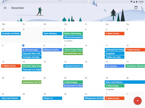Cgoogle Calendar Kalender Android Apps Auf Play