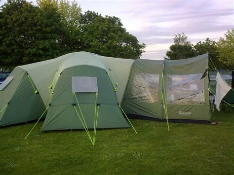 outwell hartford xxl  berth tent  trailer