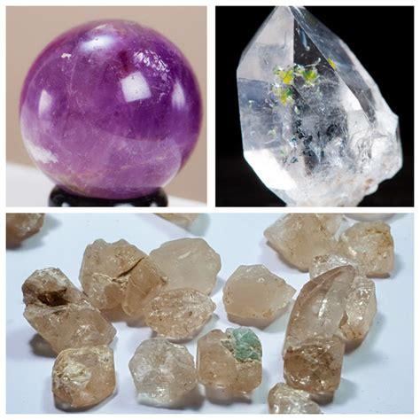 Amethyst Quartz 8 31 Cts amethyst sphere 34 mm topaz crystals