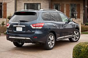 Nissan Pathfinder Reviews 2014 2014 Nissan Pathfinder Reviews And Rating Motor Trend