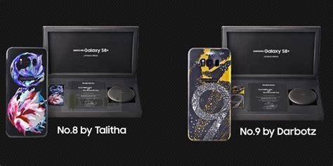 Samsung S8 Hari Ini Samsung Sumbang Hasil Lelang Galaxy S8 Edisi Spesial Untuk Bangun Fasilitas Belajar Untuk Anak