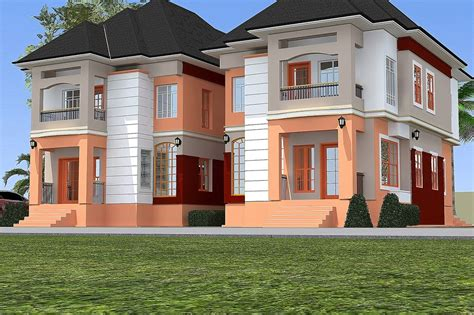 duplex housing mr patrick 4 bedroom twin duplex residential homes and