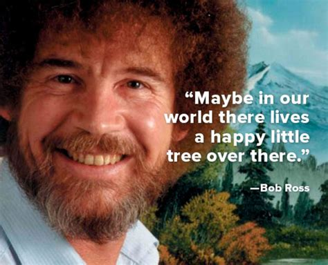 bob ross of painting quotes four personal branding secrets from of painting s bob ross