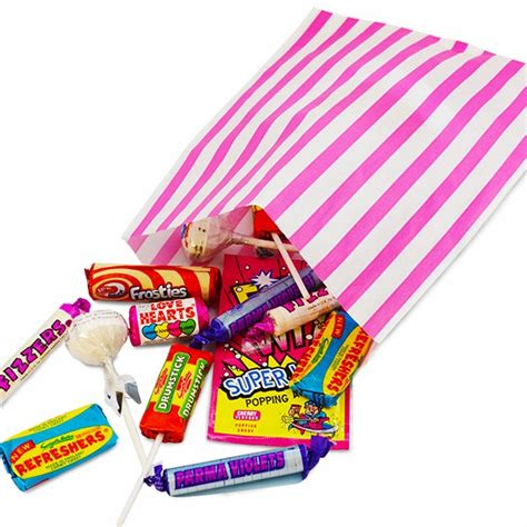 Sweet Bag retro sweet bag sweet bags retro in bags stripe