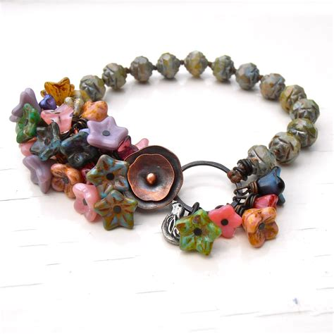 Beautiful Handmade Bracelets - 9 beautiful handmade bracelets for and