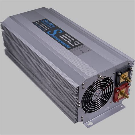 Inverter Sine Wave 1000 Watt 12 V Sinus Murni Suoer Original power inverter modified sine wave 2500 watt 12v power