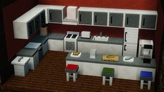Minecraft Furniture Kitchen Mrcrayfish S Furniture Mod V4 1 The Outdoor Update Updated 9 1 2017 Minecraft Mods