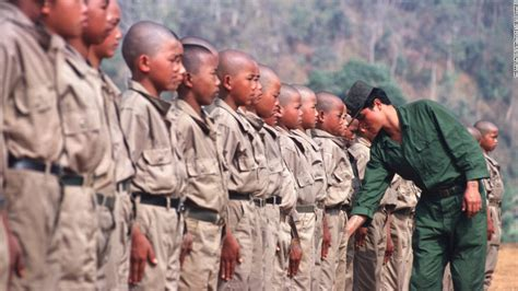 soldiers of the about child soldiers opinion cnn