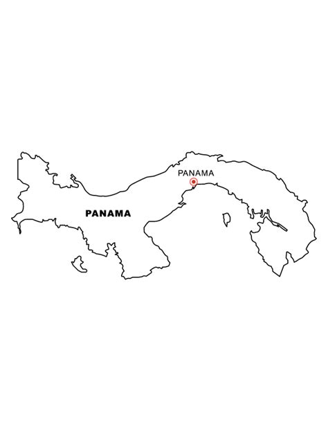 Panama Coloring Pages Free The Panama Food Coloring Pages by Panama Coloring Pages