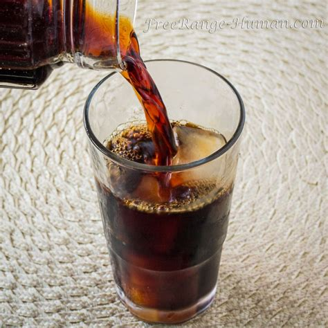 cold brewed coffee recipe easy cold brewed coffee recipe dishmaps