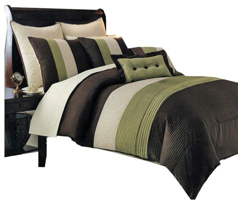 Cheap Bed In A Bag Sets Hudson Bed In A Bag Bedding Set Transitional Comforters And Comforter Sets By Wholesale
