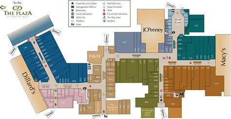 Garden State Mall Directory by Mall Directory Fayette Mall