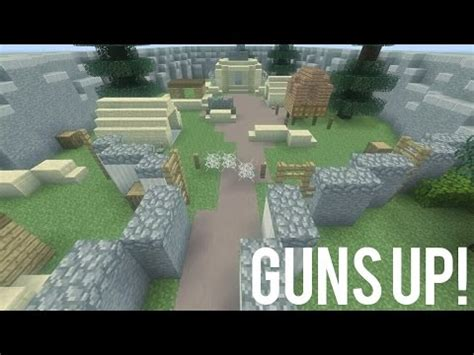 hunger games themes minecraft minecraft ps3 guns up kit pvp map download